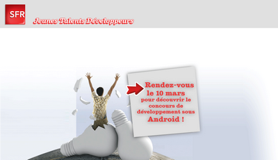 Concours Android SFR