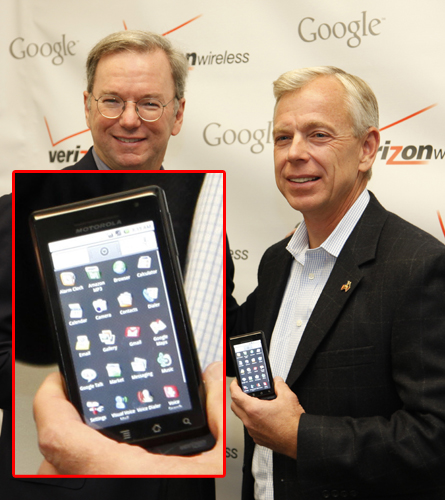 Google Verizon Wireless