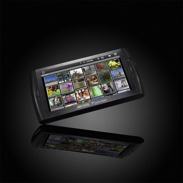 archos 7 home tablet la tablette android pas ch re. Black Bedroom Furniture Sets. Home Design Ideas