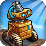 Découvrez Tiny Robots sur Android