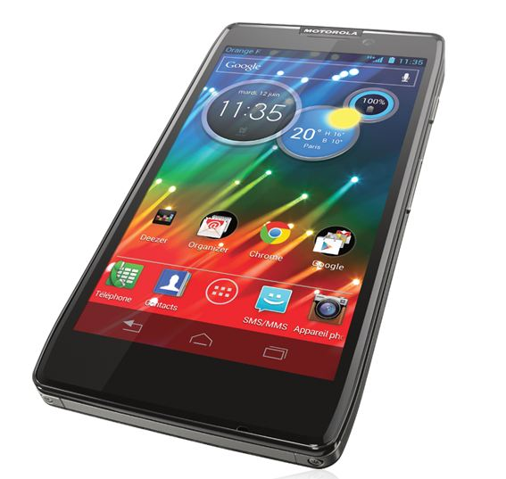 Motorola RAZR HD image 1
