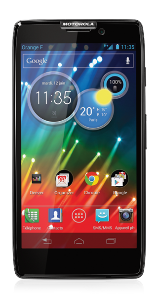 Motorola RAZR HD image 4