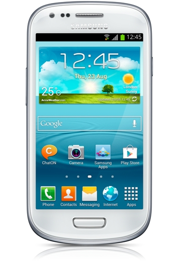 Samsung Galaxy S 3 Mini 1