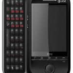 HTC Lancaster, un HTC Magic avec clavier physique