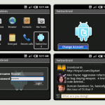TwitterDroid : Client Twitter pour Android