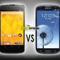 Nexus 4 vs Galaxy S3 : Le choc de 2 des meilleurs Smartphones Android du moment 