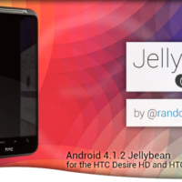 Comment installer Android 4.1.2 Jelly Bean sur le HTC Desire HD : Tutoriel Android