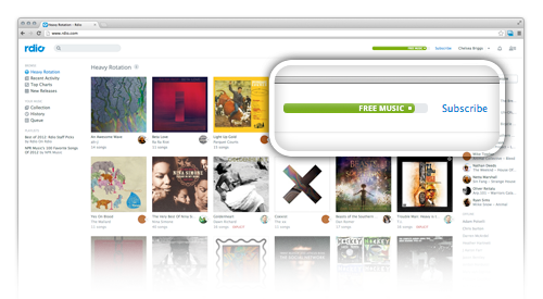 application rdio