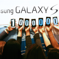 Plus de 100 millions de Galaxy S (S, S2 et S3) ont trouv preneur