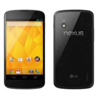 Le design du Google Nexus 4 connait une petite mise  jour