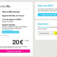 Joe Mobile propose le H+ et des appels illimits vers 50 destinations