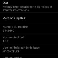 mise  jour galaxy s3