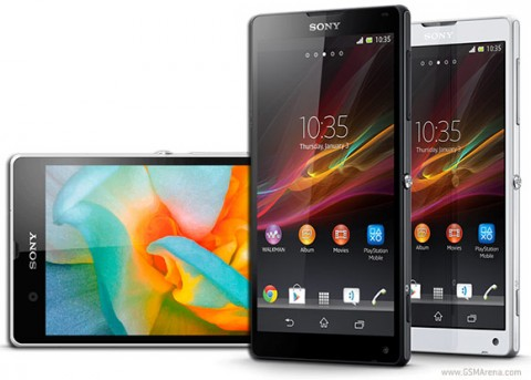 sony xperia ZL