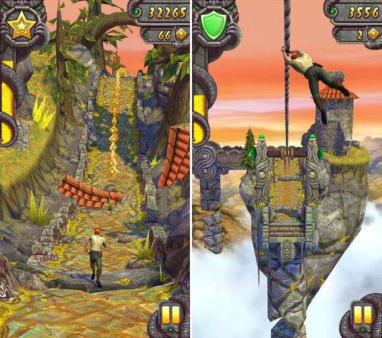 temple run 2 jeu android
