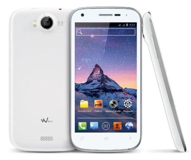 k portable wiko double sim