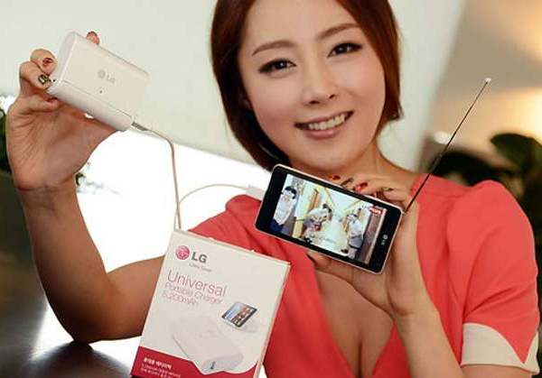 LG Chargeur portable 1