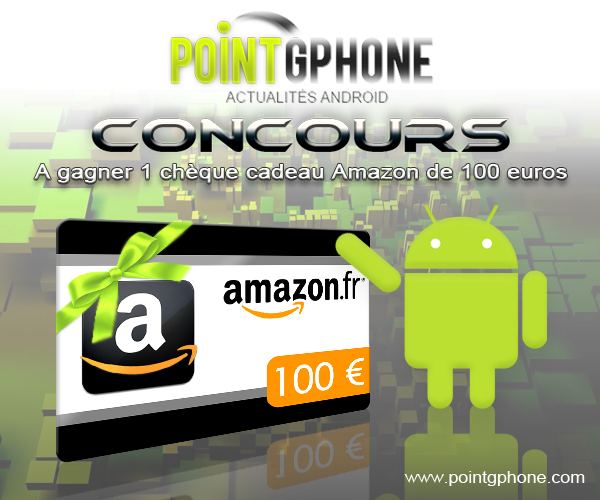 gagnez gratuitement un ch que cadeau de 100 euros sur pointgphone. Black Bedroom Furniture Sets. Home Design Ideas