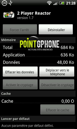 desinstaller application sur android 4