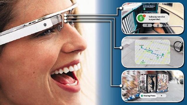 نضارات قوقل الذكية نهاية العام google-glass.jpeg