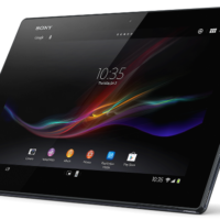MWC 2013 : Présentation officielle de la tablette Android Sony Xperia Z