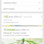 Tous sur Google Now