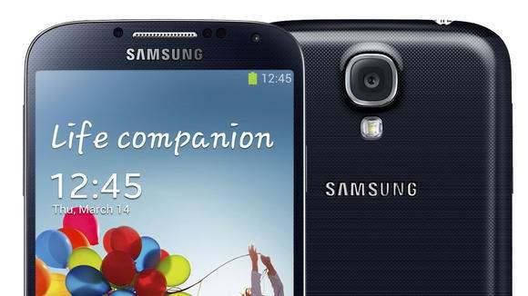 Galaxy S4 noir