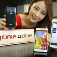 Le Smartphone Android LG Optimus LTE III est annonc en Core