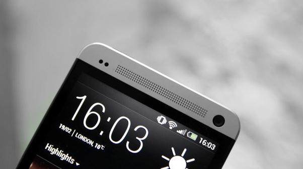 HTC Sense 5 sur HTC one