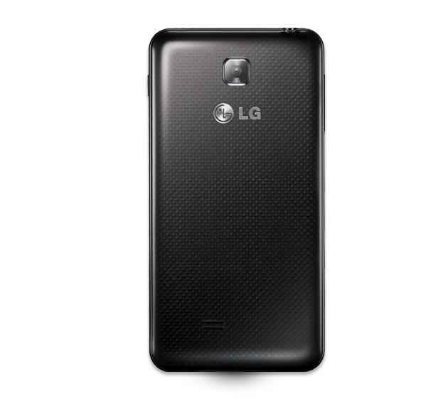 LG optimus F5 en noir 2