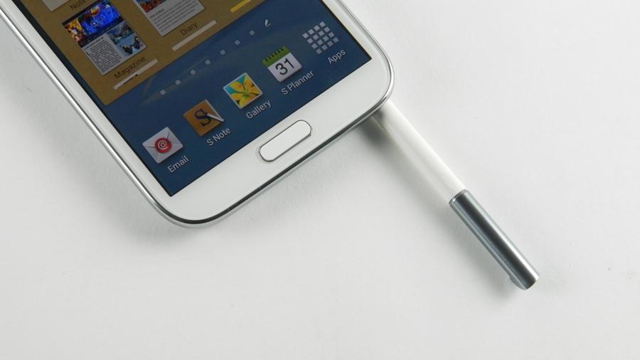 test Samsung galaxy note 2 2