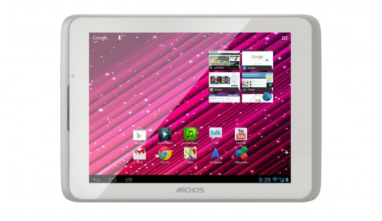Archos 80 Xenon : Une tablette Android de 8 pouces a moins de 170 euros...