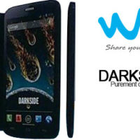 Wiko Dark Side : Un smartphone Android bon march de 5,7 pouces?