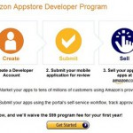 Amazon Appstore : Amazon ouvre les portes de son marché d'applications