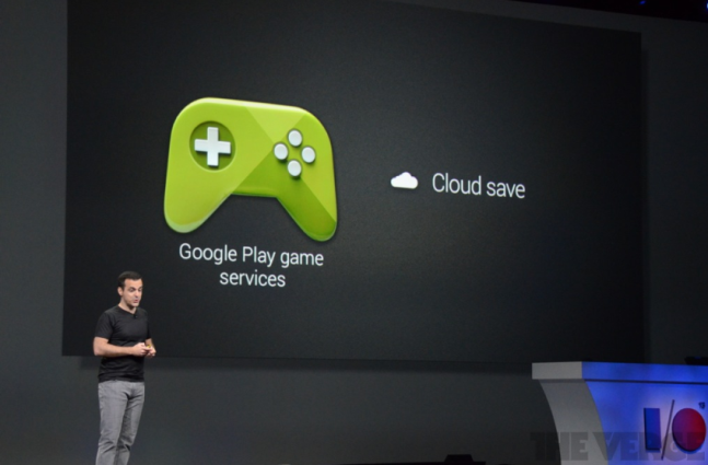 Google annonce officiellement le Google Play Game Services...