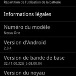 Nexus One : La mise  jour Android 2.3.4 Gingerbread est en cours de diffusion, instructions d&rsquo;installation manuelle