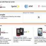 Le Nexus S alias Nexus Two fait une apparition sur le site de Best Buy