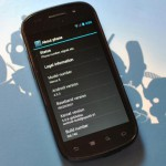 Mise  jour Android 4.0.3 pour le Nexus S : Tutoriel pour la mise  jour manuelle