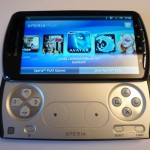 Test Xperia Play