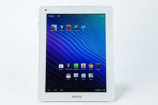 test de la tablette android archos  titanium hd