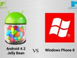 Android 4.2 Jelly Bean vs Windows Phone 8