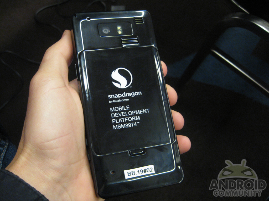 Test Benchmark Snapdragon S800 19063