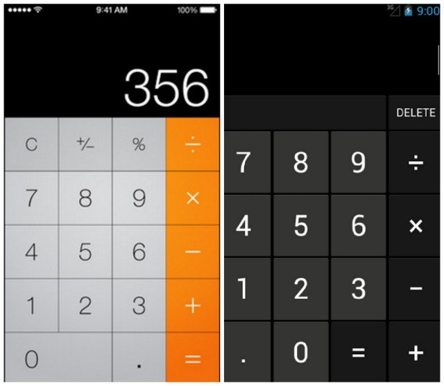 iOS-7-vs-Android-calculator-640x557