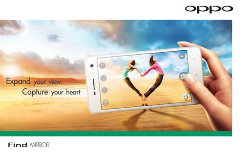 Oppo-Find-Mirror 3007