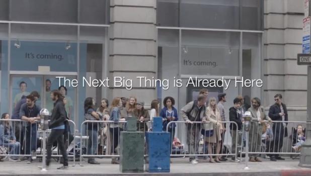 Samsung publicité 1408