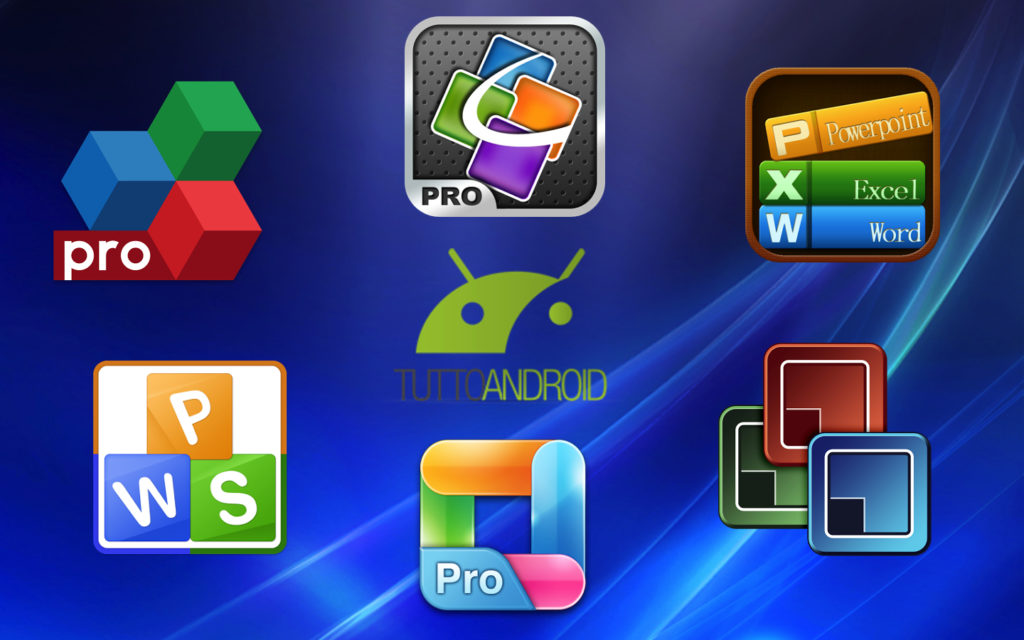 application office android 2008