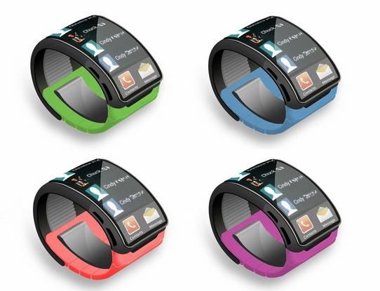 concept smartwatch samsung gear 3