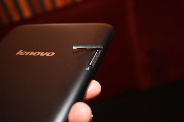 test  Lenovo IdeaTab A1000 06087
