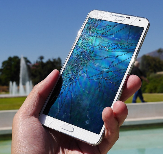 Crash Test Galaxy Note 3: The Latest Smartphone From