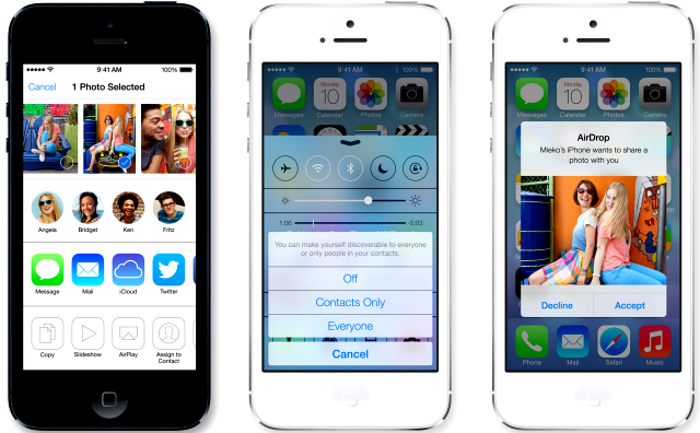 iOS 7 vs android 4.3 190901