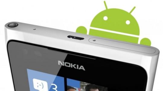 nokia sous android 1609